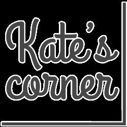 Kate's corner