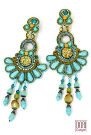 Dori Csengeri earrings