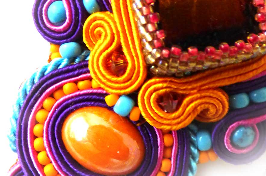 Caring For Soutache Jewellery